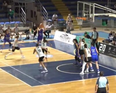 Il basket femminile sardo debutta in Europa