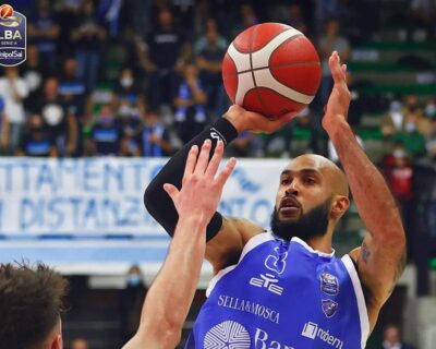 A1 maschile: Treviso – Dinamo 64-71