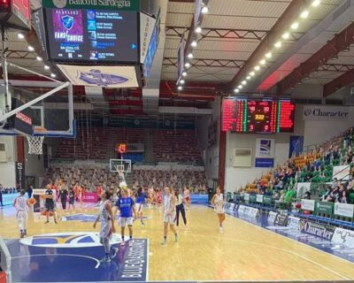 A1 femminile: Dinamo Lab – Empoli 84-61
