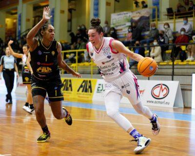 A1 femminile: San Martino di Lupari – Dinamo Lab 97-72