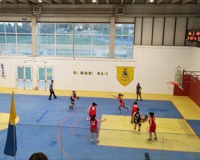 C femminile: Nulvi – New Basket Ploaghe 39-82