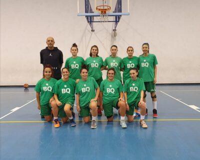 C femminile: Carloforte – Basket Quartu 39-53