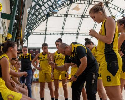 B femminile: Dinamo 2000 – San Salvatore 58-66