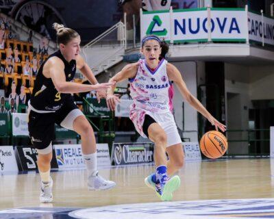 EuroCup Women: Dinamo Lab – Tenerife 64-82