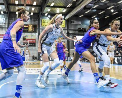 EuroCup Women: Fribourg – Dinamo Lab 100-81