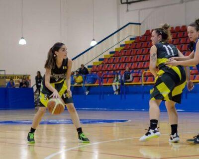 C femminile, New Basket Ploaghe pronta al debutto