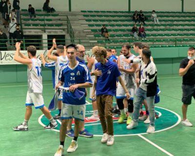 Serie D: Azzurra – Assemini 51-45